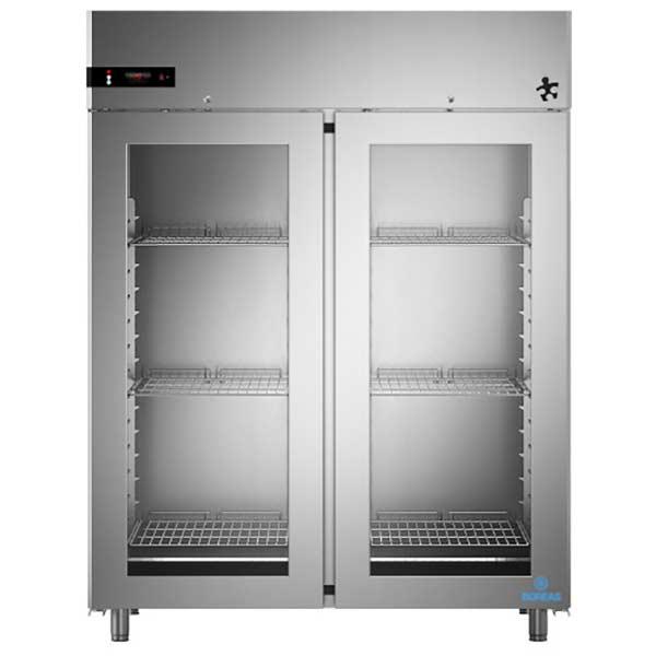 lab-meubilair_koelkast-vriezer-apollo-s-choice--1400-liter-glazen-deur